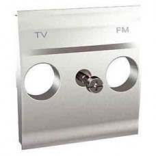 Панель для розетки TV-R 2-модульная Class Unica MGU9.440.30