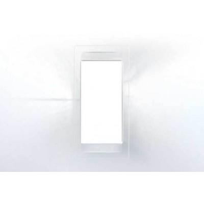 MGU4.101.18 Рамка 1-модульна біла Unica Allegro