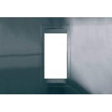 Рамка 1-модульная Unica Allegro. Цвет Серый техно MGU4.101.58