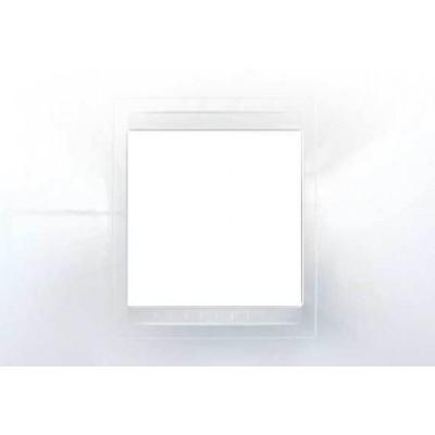 MGU4.102.18 Рамка 2-модульная белая Unica Allegro