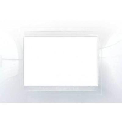 MGU4.103.18 Рамка 3-модульна біла Unica Allegro