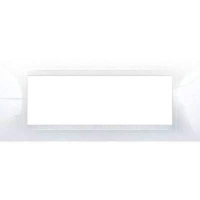 MGU4.106.18 Рамка 6-модульна Біла Unica Allegro