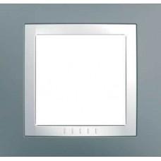 Рамка одноместная серый техно Unica Basic MGU2.002.858