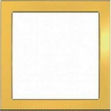 Декоративная вставка для рамок Unica Colors. Цвет Желтый MGU4.000.01