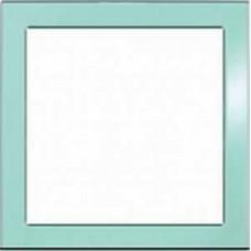 Декоративная вставка для рамок Unica Colors. Цвет Светло-зеленый MGU4.000.48