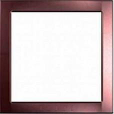 Декоративная вставка для рамок Unica Colors. Цвет Терракотовый MGU4.000.51