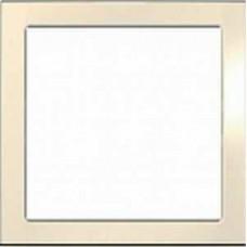 Декоративная вставка для рамок Unica Colors. Цвет Кремовый MGU4.000.59