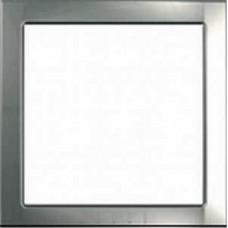 Декоративная вставка для рамок Unica Colors. Цвет Серебристый MGU4.000.60