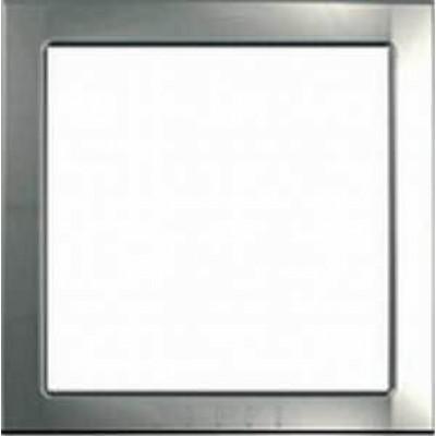 MGU4.000.60 Декоративная вставка для рамок Unica Colors. Цвет Серебристый