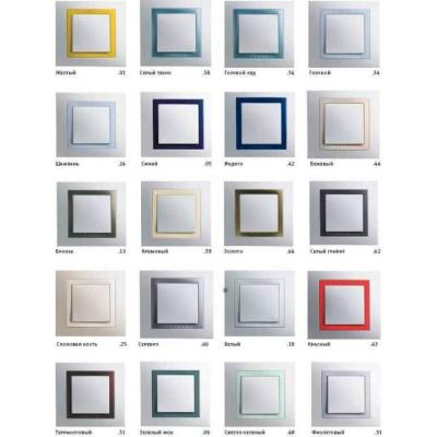 MGU4.000.31 Декоративная вставка для рамок Unica Colors. Цвет Фиолетовый