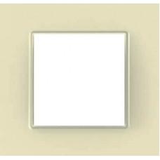 Рамка одноместная Unica Quadro. Цвет Камень MGU2.702.16