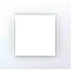 Рамка одноместная Unica Quadro. Цвет Белый MGU2.702.18