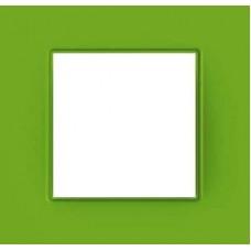 Рамка одноместная Unica Quadro. Цвет Bio MGU4.702.28
