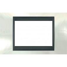 Рамка 3-модульная Итальянский дизайн Unica Top. Цвет Белоснежный/Графит MGU66.103.292