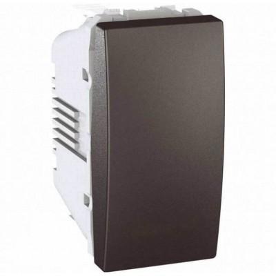 MGU3.101.12 Одноклавішний вимикач серії Unica 10А