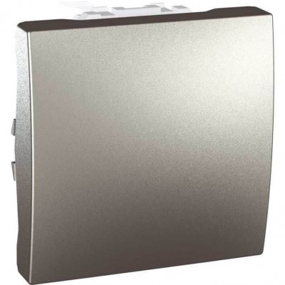 MGU3.262.30 Двухполюсный одноклавишный выключатель Unica 16А