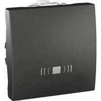 MGU3.206.12C Одноклавишный кнопочный выключатель, тип «звонок» Unica 10А