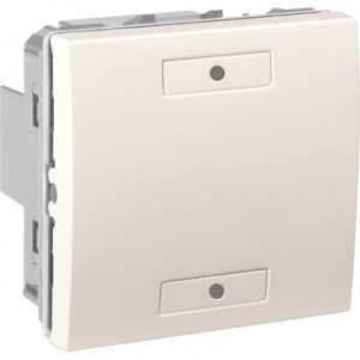 Вимикач 2-кнопковий з LED індикатором стану серія Unica MGU5.530.25