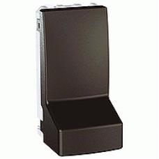 Адаптер для соединения кабеля 1 модуль серия Unica MGU3.860.12