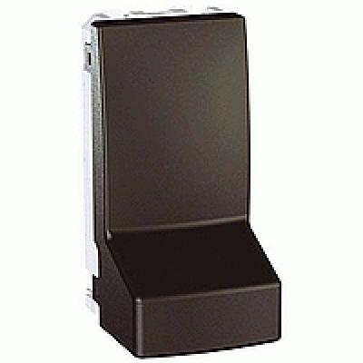 MGU3.860.12 Адаптер для соединения кабеля 1 модуль серия Unica