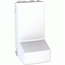 Адаптер для соединения кабеля 1 модуль серия Unica MGU3.860.18