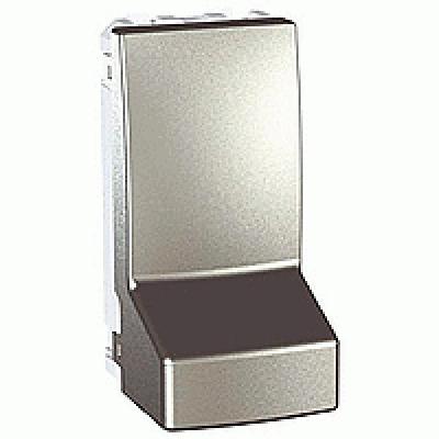 MGU3.860.30 Адаптер для з'єднання кабелю 1 модуль серія Unica