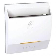 Выключатель карточный с индикационной подсветкой серия Unica MGU3.283.18
