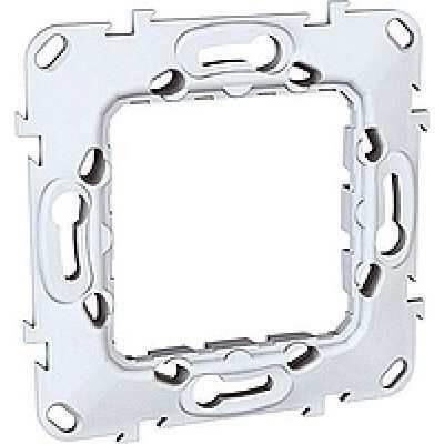 Суппорт для механизмов Unica 1 модуль технополимер (MGU7.002.P)