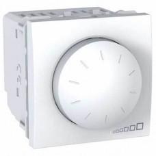 Светорегулятор поворотно-нажимной для ламп накаливания и галогенных ламп 40-400 Вт серия Unica MGU3.511.18