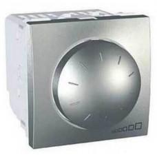 Светорегулятор поворотно-нажимной для ламп накаливания и галогенных ламп 40-400 Вт серия Unica MGU3.511.30