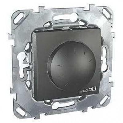 MGU5.512.12 Світлорегулятор поворотно-натискний для ламп розжарювання і галогенних ламп 230В та 12В з феромагнітним трансформатором