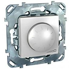 Светорегулятор поворотно-нажимной для ламп накаливания и галогенных ламп 230В и 12В с ферромагнитным трансформатором MGU5.512.18