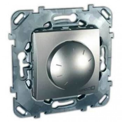 MGU5.512.30 Світлорегулятор поворотно-натискний для ламп розжарювання і галогенних ламп 230В та 12В з феромагнітним трансформатором