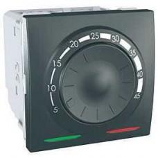 Регулятор температуры 8А (+5°С,+30°С) для кондиционирования и отопления серия Unica MGU3.501.12
