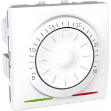 Регулятор температуры 8А (+5°С,+30°С) для кондиционирования и отопления серия Unica MGU3.501.18