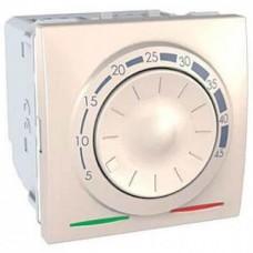 Регулятор температуры 8А (+5°С,+30°С) для кондиционирования и отопления серия Unica MGU3.501.25