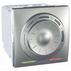 Регулятор температуры 8А (+5°С,+30°С) для кондиционирования и отопления серия Unica MGU3.501.30