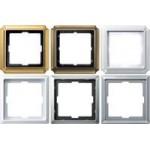 Рамки серии System Design Цвет рамки Полярно-белый