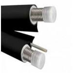 Трубопровод и теплоизоляция  Тип изоляции Высокотемпературная