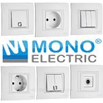 Mono Electric Тип розетки Двойная