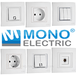 Mono Electric Тип Светорегуляторы