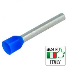 BM00507 Кабельный наконечник трубчатый с изоляцией, сечение 2.5 мм