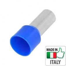 Кабельный наконечник трубчатый с изоляцией, сечение провода 50 мм