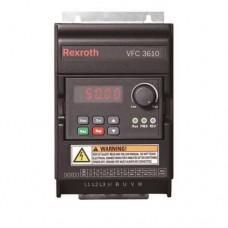 R912005373 Преобразователь частоты Bosch Rexroth VFC3610 0.4 кВт, 2.4 А, 1 фаза