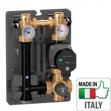 Группа термостатической регуляции Caleffi для систем отопления (арт. 166600)