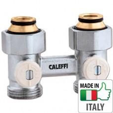 """Кран радиаторный H-образный Caleffi 3/4`x3/4"""" НН регулирующие вентили"""