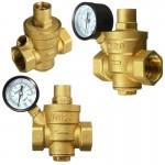 Редукторы давления воды Тип резьбы Внутренняя/внутрення