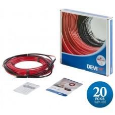 Нагревательный кабель двухжильный DEVIcomfort 10T (87101100) 100 Вт, 10 м.