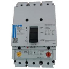 Автоматический выключатель Eaton PDE13G0100TAAJ 1ТР, 100А, 36кА