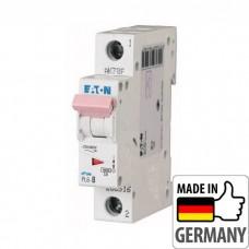 Автоматический выключатель PL6 Eaton, 10А, 1-полюсный PL6-B10/1